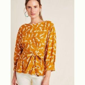 Anthropologie Amber dolman sleeve blouse